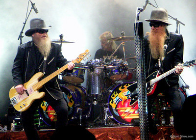 ZZ Top at the Beacon Theater
