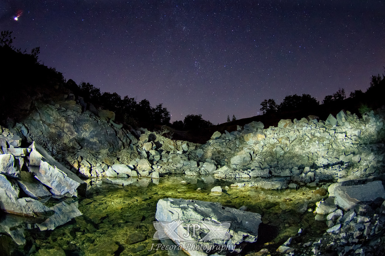 Rubble Under Starlight