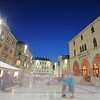 Main square in Split, Croatia