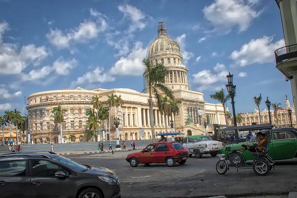 Capitalio, Havana, Cuba