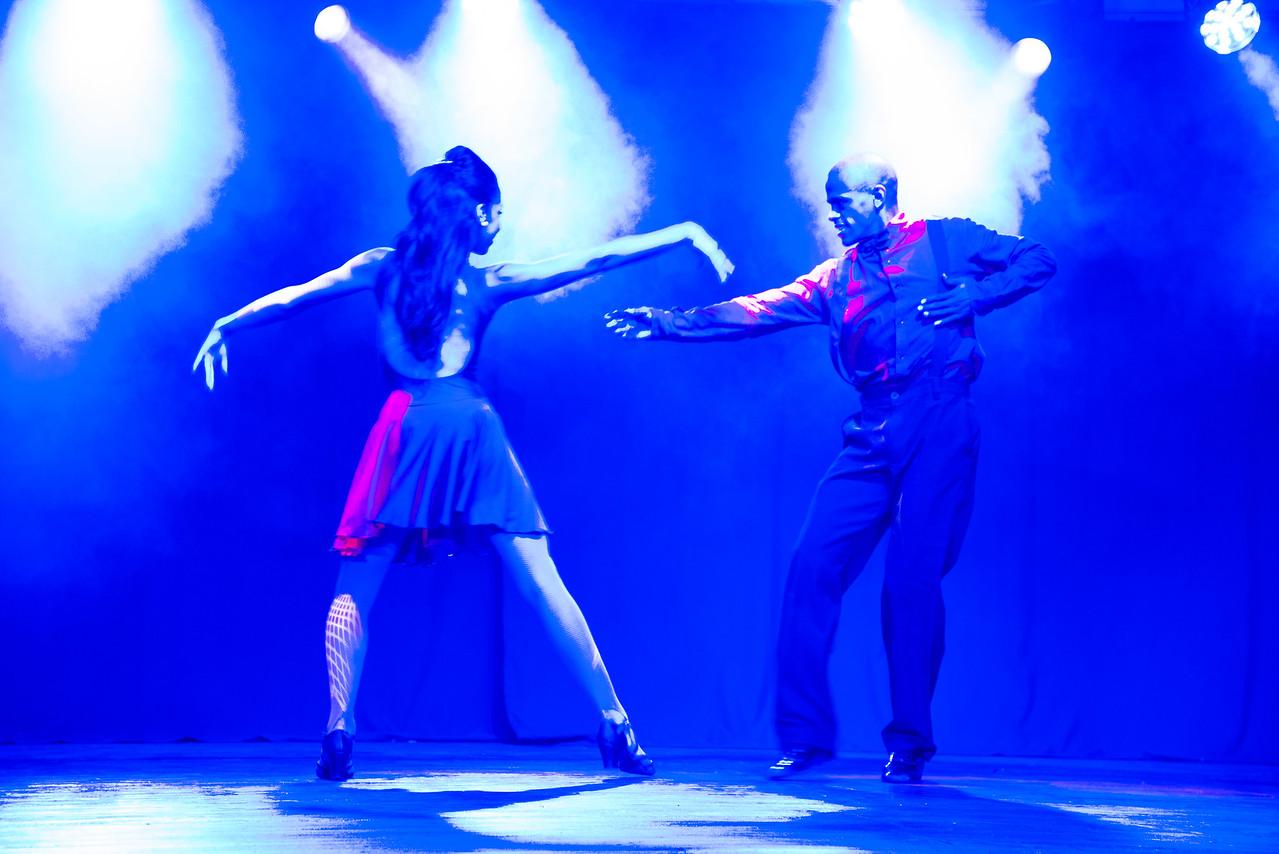 Dancers, Havana, Cuba.