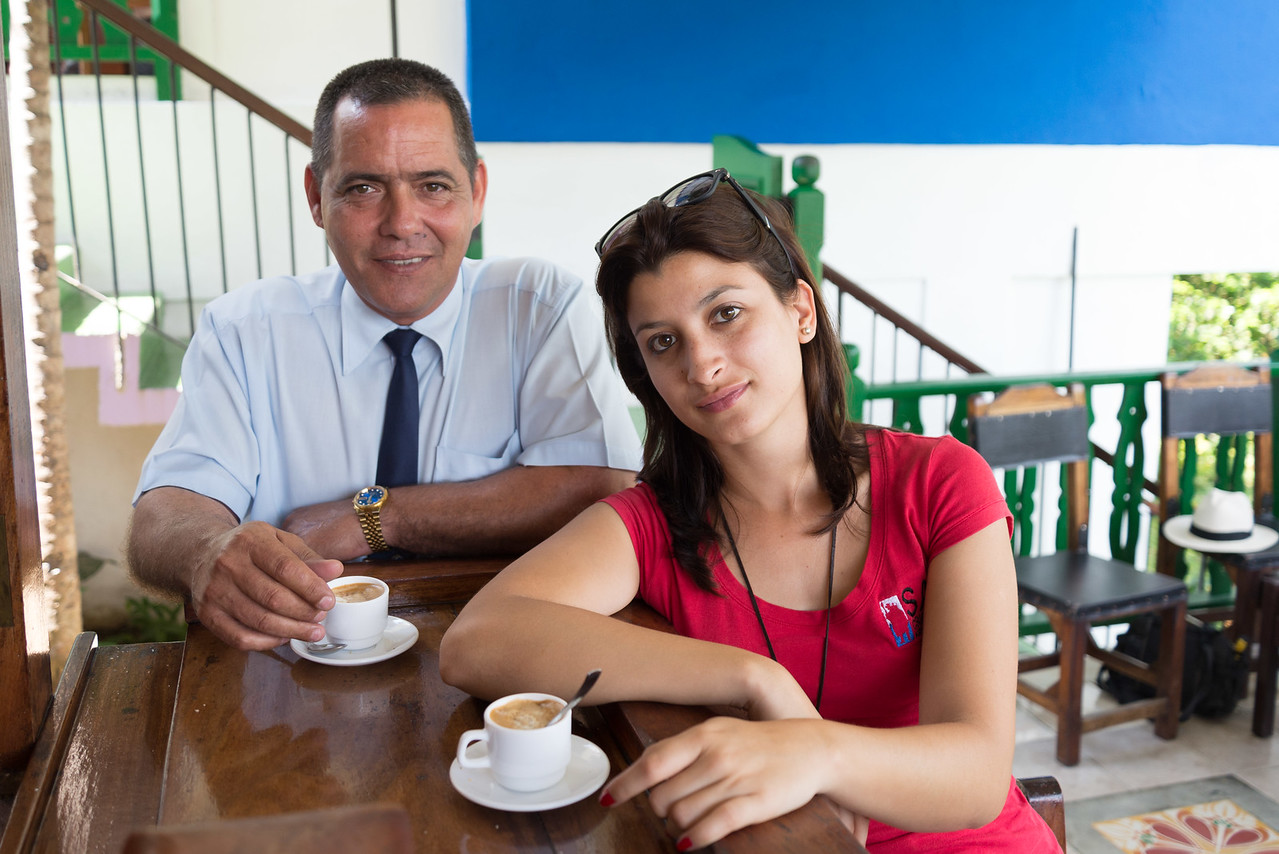 Couple, Cuba.