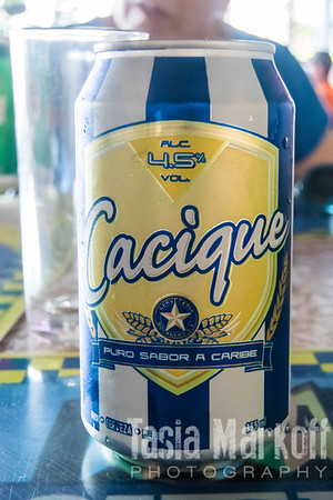 Fourth beer in Cuba. Similar to Cristal