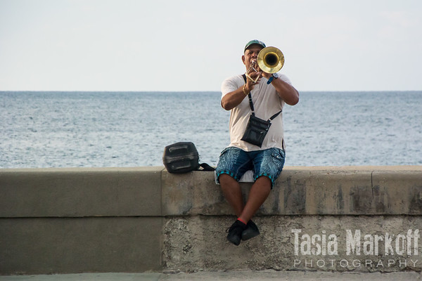 Waterfront music