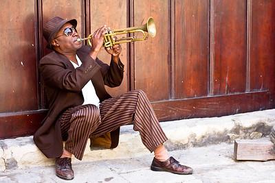 Cubano Musician