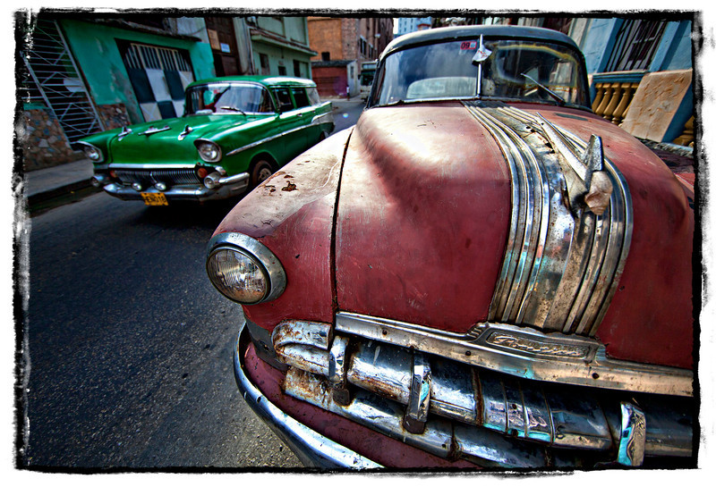 #1022 Vintage Autos
