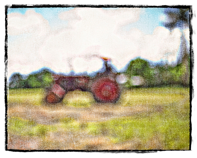 #1027 Tractor