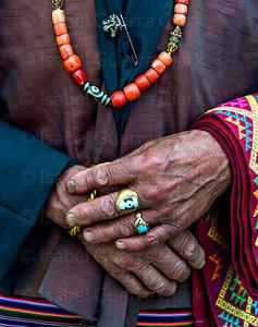 Hands of Bhutan