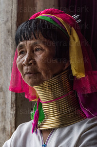 Long Neck Woman of Burma
