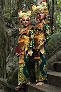 Two Beauties from Bali