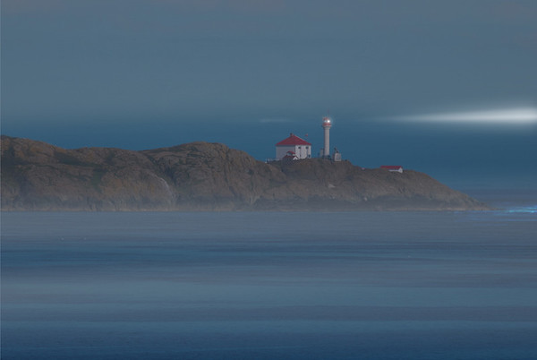 Victoria Lighthouse with beacon