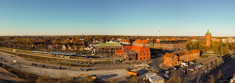Cuxhaven Stadt (4pics 6957x2469px)