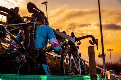 Sunset Cyclocross at York Sport