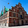 COPENHAGEN. BORSEN. CITY'S STOCK EXCHANGE. SLOTSHOLMEN.