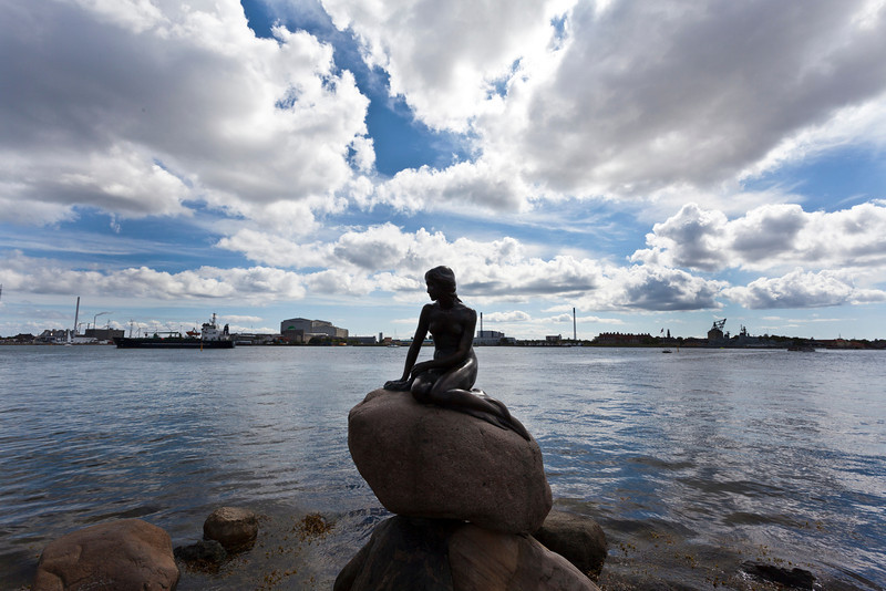COPENHAGEN. LITTLE MERMAID.