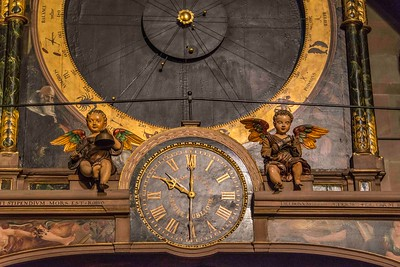 Astronomical Clock_Notre Dame Cathedral_Strasbourg