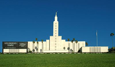 Mormon Church, West Los Angeles