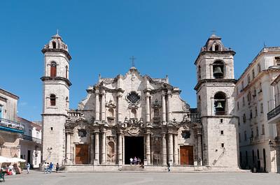 Cathedral, Havana, Cuba