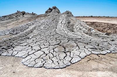 Salton Sea: Mud volcano