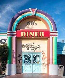 Yermo, CA --Diner