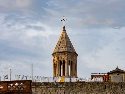 CROATIA-SPLIT: BLESSED LAUNDRY