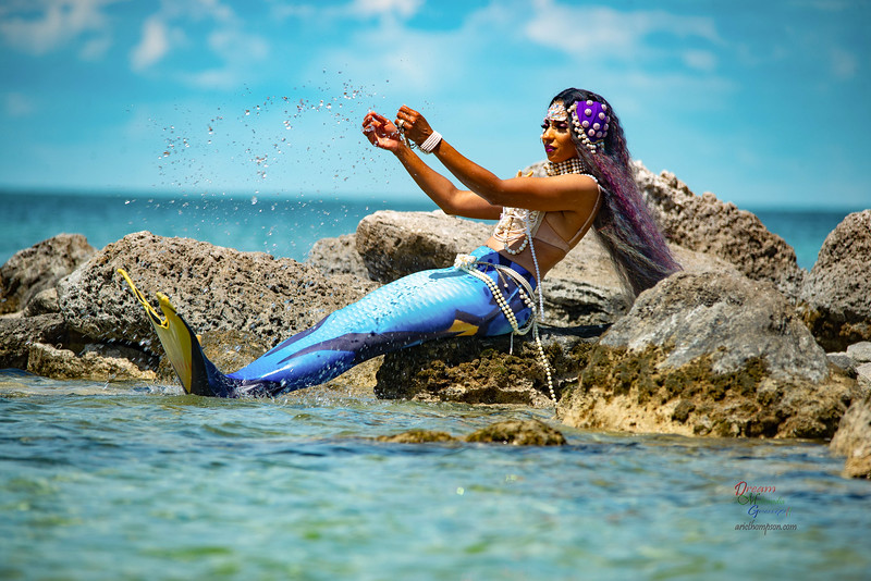 aricthompson com-mermaid