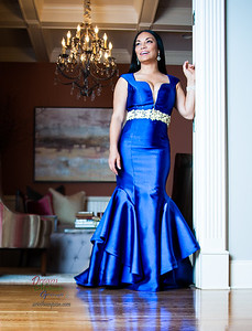 Photo shoot for HGTV's Egypt Sherrod