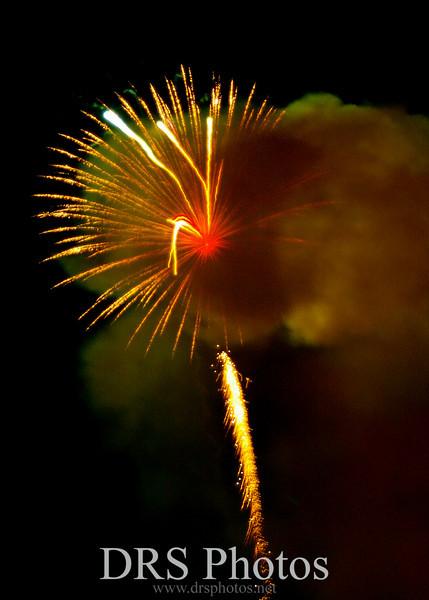 1st Big Fireworks