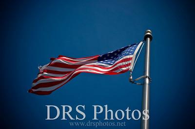 US Flag - Spring 2009