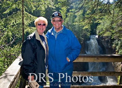 Tom & Ruby Thorne - Miner's falls - Spring 2009