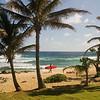 Sandy Beach Surfer