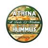 Athena Foods Hummus package design