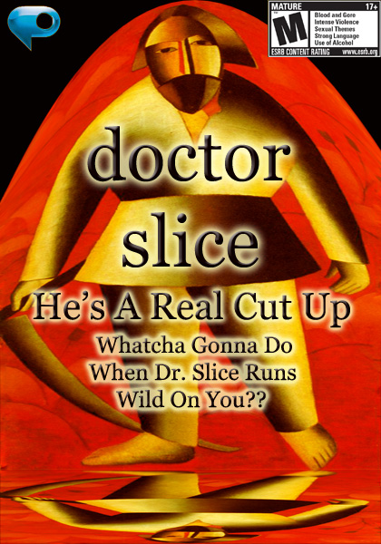 Box art for Dr. Slice video game