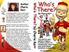 "Book cover for ""Who's There"" by Cherie Kerr"