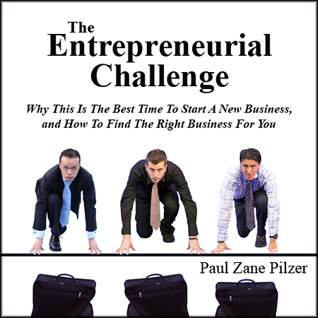 CD Cover For The Entrepreneurial Challenge