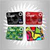 Student credit card design.