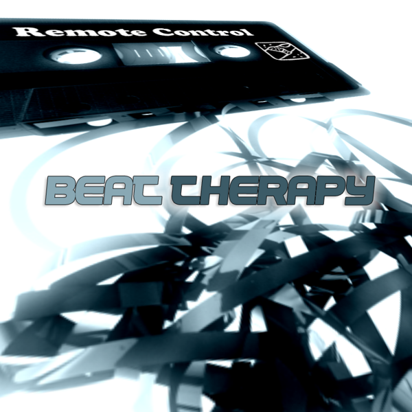 CD cover art for BEAT THERAPY