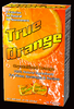 New True Orange package design