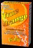 New True Orange package design