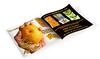 Print ads for True Lemon, Lime, Orange crystallized citrus