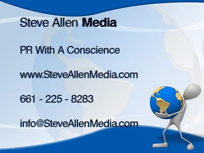 Steve Allen Media Ad
