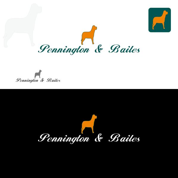 Logo for Pennington & Bailes clothiers