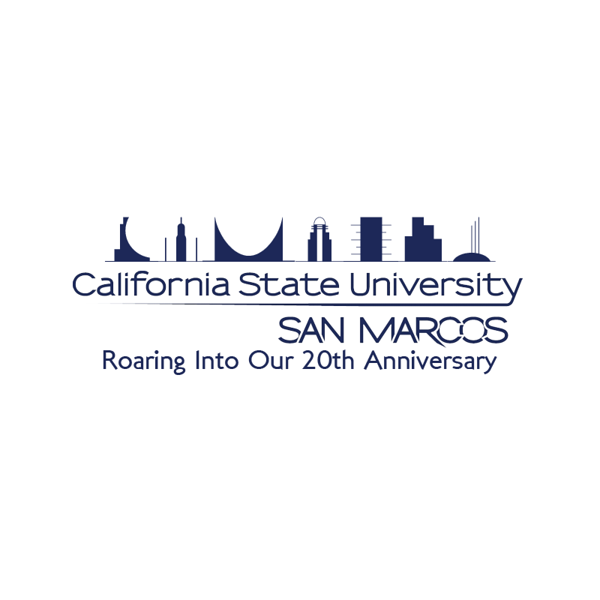Logo for Cal State San Marcos