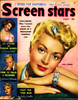 Cover of Screen stars magazine with Lana Turner on why she passed on Night Of A Thousand Vaginas lead role