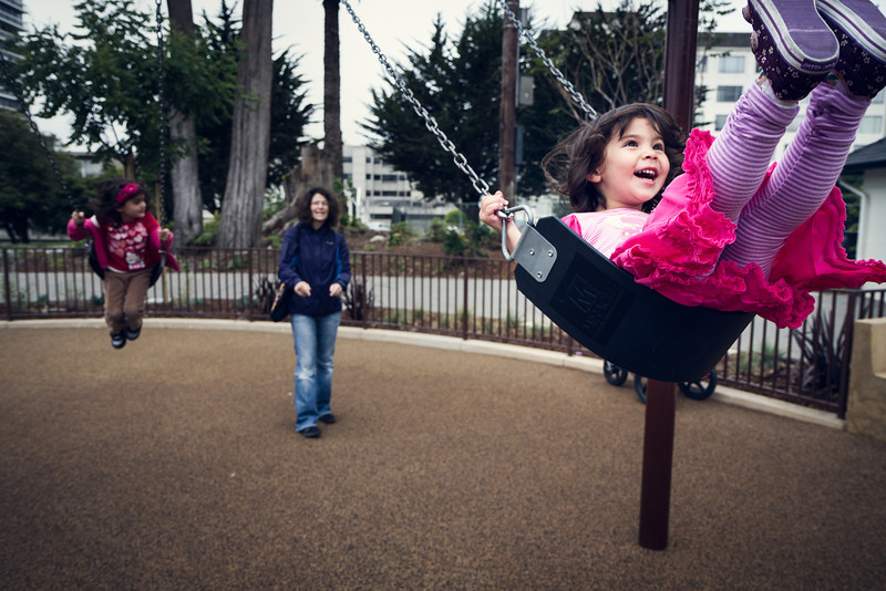 Defying Gravity - San Francisco, CA