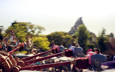 When Elephants Fly - Disneyland, CA