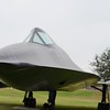 Day 095 -The SR71 on display at Lackland AFB.  It's one impressive bird that served us well. -DECEMBER 9