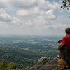 Day 357 -Had a great hike today up House Mountain with my buddy Jeff and Remie.  It was a great view from up here and a fun hike. -AUGUST 28