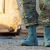 """Day 121 -As we say in the business.  """"boots on the ground.""""  -JANUARY 4"""