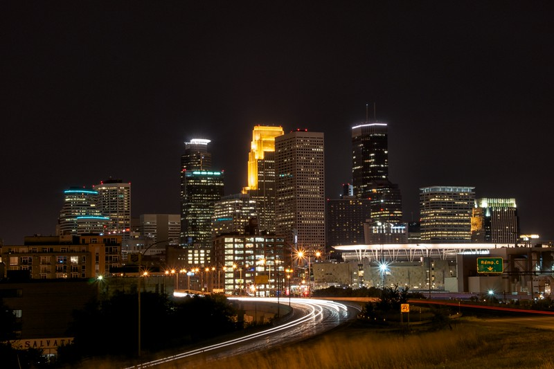 Day 350 -Wanted a good skyline shot to add to the collection. -AUGUST 21